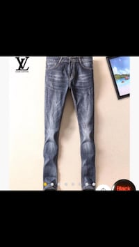 Louis Burberry jeans and dress pants  518 km