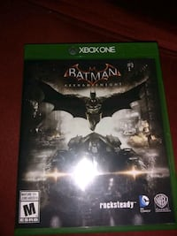 Batman Arkham Knight Xbox 1