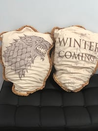 2 Game of Thrones cushions