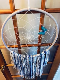 Decoracion  circle  Dreamcatcher ...handmade Toronto, M8Z