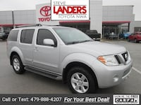 2012 Nissan Pathfinder S Rogers, 72758