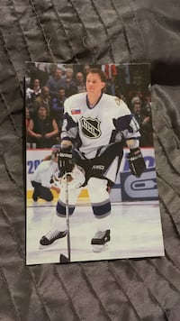 NHL All-Stars Peter Bondra photo Langley, V3A 3T4