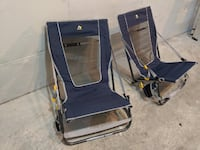 GCI Outdoor Portable Lawn Chairs Fairfax