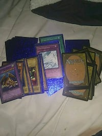 Yu-Gi-Oh trading card collection Long Beach, 90813