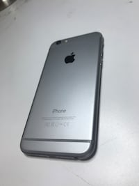 space gray iPhone 6 with black case Louisburg, 27549