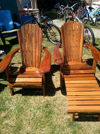 Amazing beutiful comfy deck chairs  Burnaby, V5B 4E6