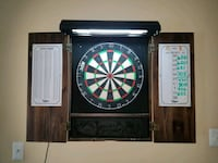 DMI dartboard gently used Lake Ridge, 22192