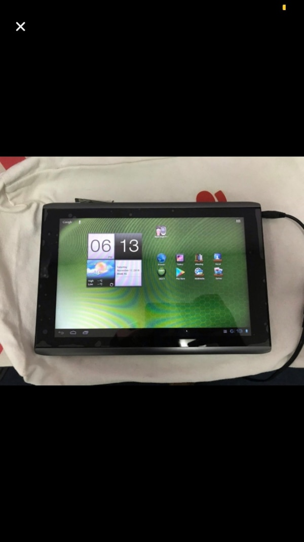 Acer Iconia A500 tab for sale