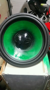 15 inch Rockford Fosgate punch subwoofer
