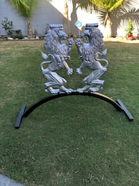 Metal Fire Place Artwork Lake Forest, 92630