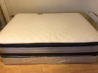 Full mattress with box spring North Potomac, 20878