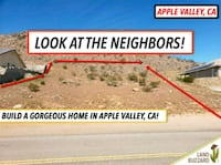 Look at the Neighbors! Build a Home in AppleValley Los Angeles