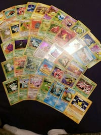 assorted Pokemon trading card collection Weaverville, 28787