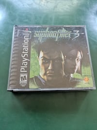 Syphon Filter 3 ( PlayStation 1, 2001 PS1) CIB Complete