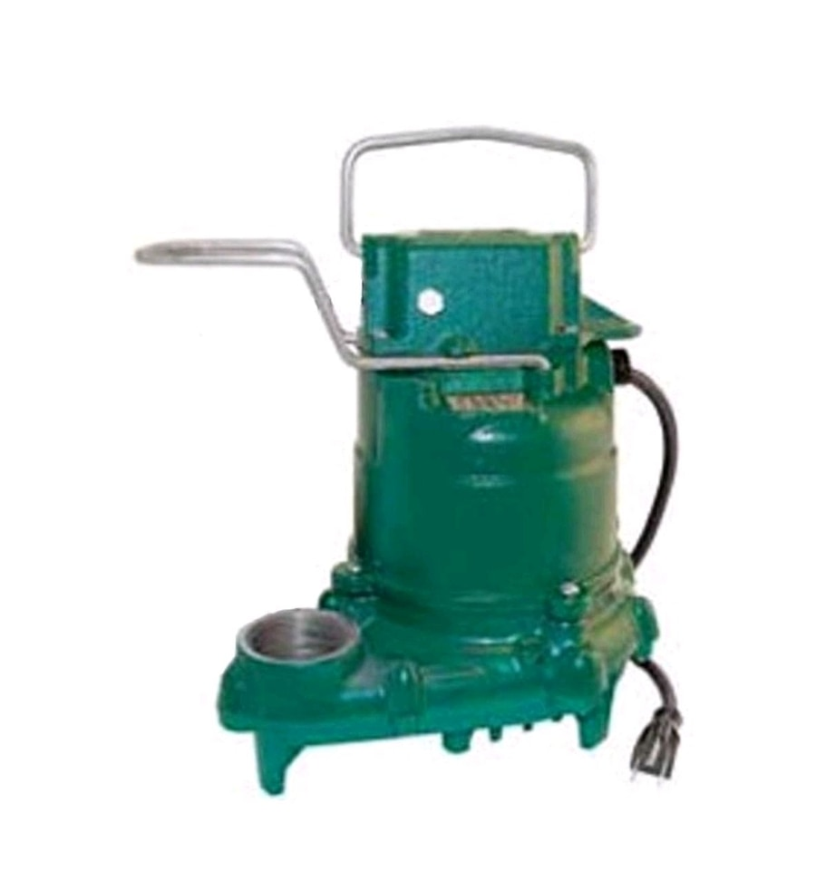 Zoeller 53-0002 N53 Mighty-Mate Non-Automatic Submersible Pump 115V