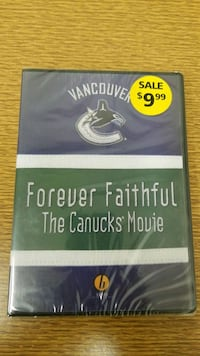 Canucks DvD
