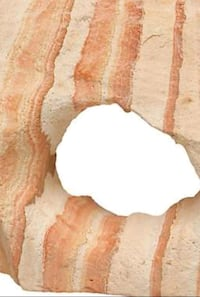 Red Shale Rock