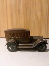 Vintage 1917 Pierce Arrow Coin Bank