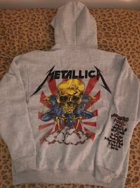 METALLICA HOLDIE (large) ....and justice for all  Fairfax, 22033