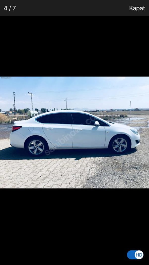 2013 Opel Astra 1.4 140 HP SPORT af0125bf-8093-4d32-a725-2fabecd779ca