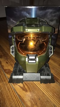 Halo 3 collectors edition Master Chief Helmet Gettysburg, 17325