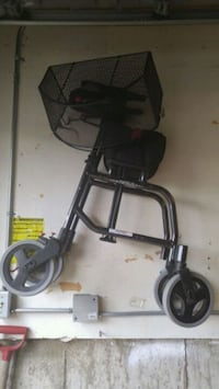 black and gray mobility scooter Barrie, L4M 4H4