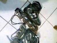 mongoose Rollerblades size 6