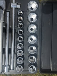stainless steel socket wrench set Airdrie, T4A 2J4