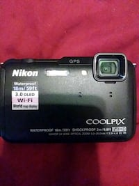 Nokia coolpix shockproof and waterproof camera Hagerstown, 21740