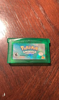 Pokémon Emerald Version Coquitlam, V3E 2V5