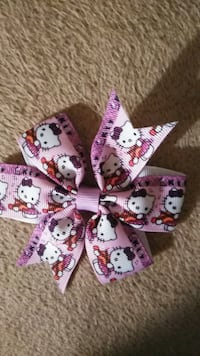 white and pink Hello Kitty print textile Fall River, 02720
