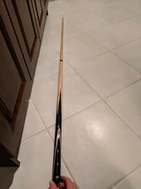 Dufferin games 20oz pool cue  544 km