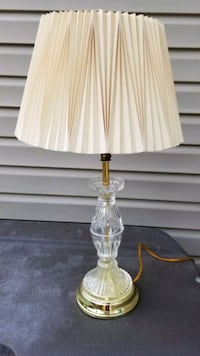 Table Lamp w/Shade Winchester, 22603