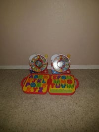 Two see and say and elmo letters Centennial, 80015