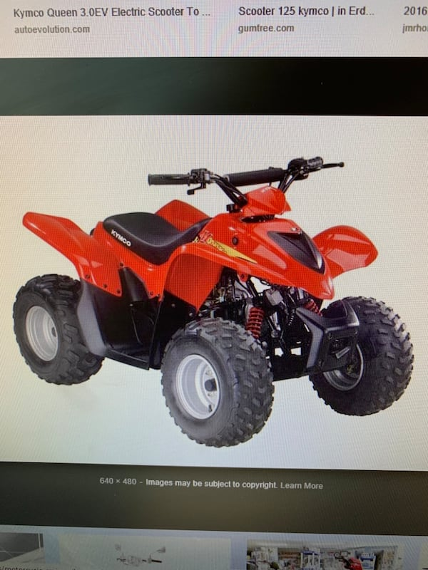 2014 KYMCO Mongoose 90 Four Wheeler | Will consider reasonable OFFER- NEED SELL THIS WEEKEND! 8