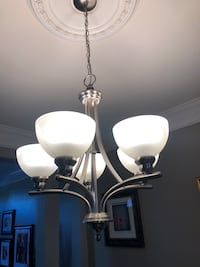 Dining room and kitchen lighting set (2 chandeliers) Leesburg, 20176