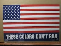 These colors don't run posters  Dayton, 45403