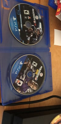 This is madden 18 and madden 25 Manchester, 21102