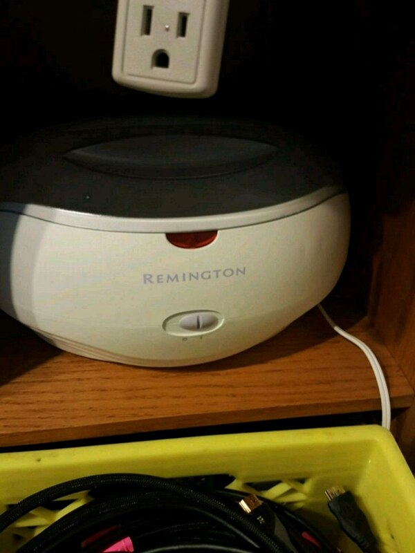 Remington paraffin wax heater