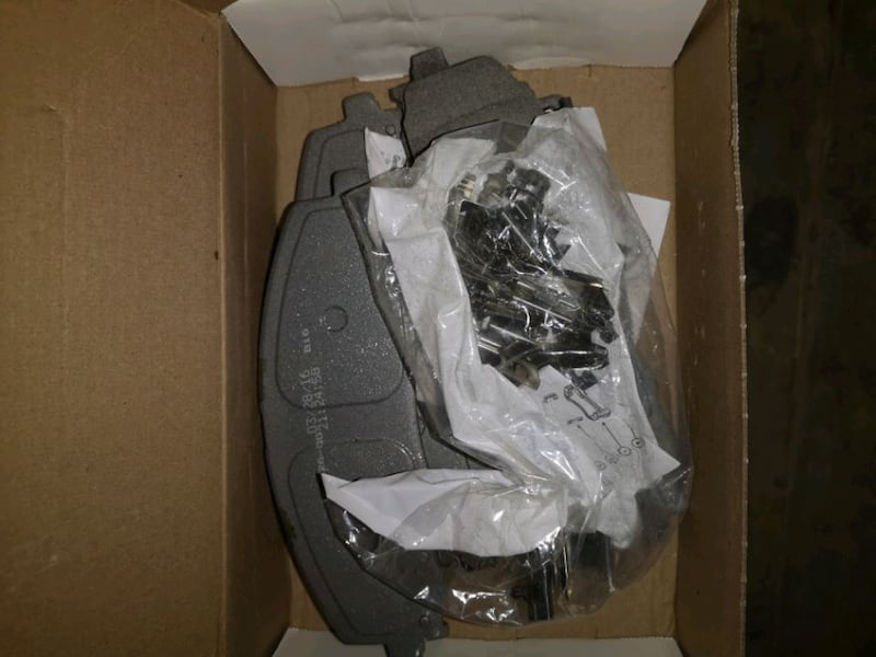 Wagner front brakes for 2012 Dodge Journey 94179060-9385-4905-8f10-43288a6b51bb