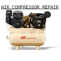 READ THE AD DESCRIPTION BEFORE MESSAGING ME - PORTABLE AIR COMPRESSOR REPAIR Baltimore