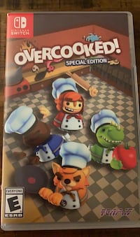 Overcooked Special Edition Colwood, V9C 1G4