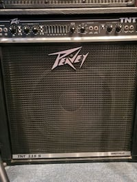 PEAVEY TNT 115 S BASS combo AMP LOTS OF POWER 160w Revere, 02151