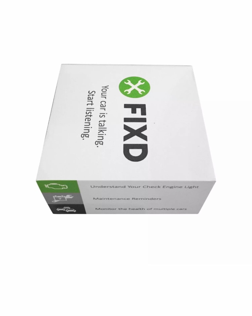 Brand New Fixd OBD-II Active Car Health Monitor 2nd Generation