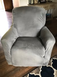 Recliner with Slip Cover Mount Airy, 27030