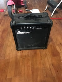 black and gray Marshall guitar amplifier Charlotte, 28273