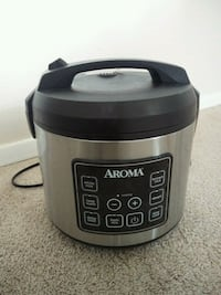 Rice cooker up to 20 cups cooked College Station, 77840