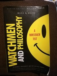 Watchmen and Philosophy South Yorkshire, S13 9NE