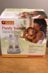 Double breast pump Mississauga, L5C 1G2