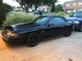98 Mustang GT Convertable